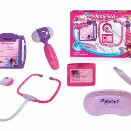 Развивающие игрушки - Игровой набор Аптечка Winx Club 6 предметов, 0