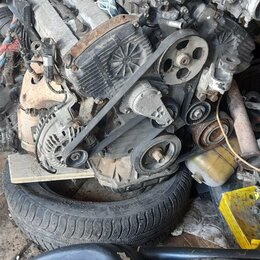 Двигатель и топливная система  - Двигатель Хундай Tucson 2004-2010, 0