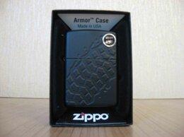 Пепельницы и зажигалки - Зажигалка Zippo armor tire tread, 0