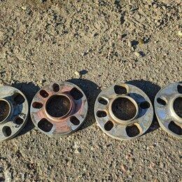 Шины, диски и комплектующие - Проставки колесные 5х114 14мм Nissan Infiniti, 0
