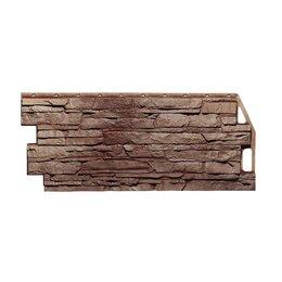 Фасадные панели - Фасадная панель FineBer Скала Желто-коричневый, 0