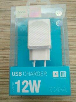 Зарядные устройства и адаптеры - Зарядное устройство Hoco C43A 2USB, 0
