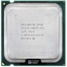 Процессоры (CPU) - Intel® Core™2 Duo E8400, 0