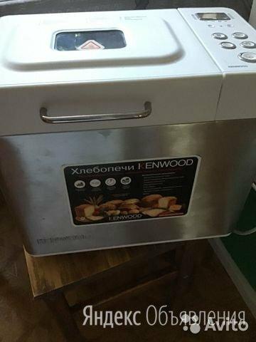 Хлебопечка Kenwood по цене 7000₽ - Хлебопечки, фото 0