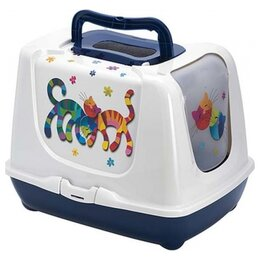 Туалеты и аксессуары  - Moderna Friends Forever Trendy Cat 50x39x37h см…, 0