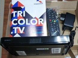 Спутниковое телевидение - Ресивер двухтюнерный GS B621L по обмену, 0