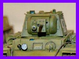 Сборные модели - 1/35 модель огнеметного танка КВ-8, Объект 228,…, 0