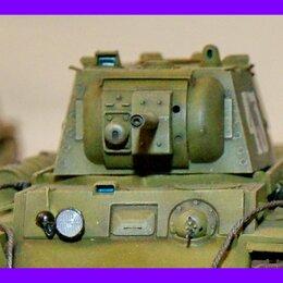 Сборные модели - 1/35 модель огнеметного танка КВ-8, Объект 228, Климент Ворошилов 8, 0