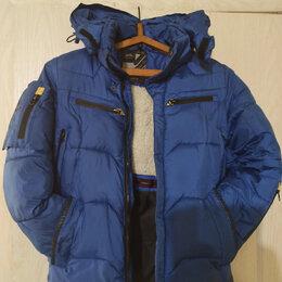 Куртки и пуховики - Наитеплейшая зимняя куртка мальчику на 7- 9 лет, 0