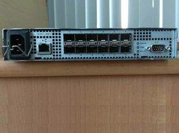 Проводные роутеры и коммутаторы - Коммутатор HP EVA XL 852 12-порт Fiber Channel (P/, 0