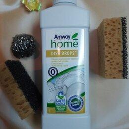 Бытовая химия - DISH DROPS™ Концентрированная жидкость для мытья посуды. 1 л., 0
