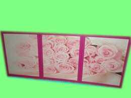 Картины, постеры, гобелены, панно - Модульная картина Розы, 0
