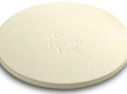 Выпечка и запекание - Камень керамический для выпекания L Big Green Egg, 0