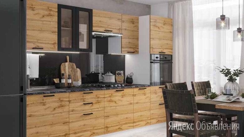 """Кухня """"Дакота"""" ЛДСП на заказ от производителя по цене 4390₽ - Мебель для кухни, фото 0"""