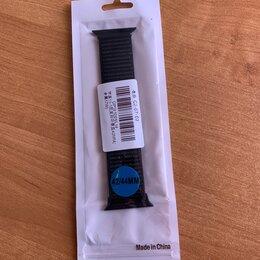 Ремешки для умных часов - Спорт. нейлоновый ремешок Apple Whatch 42-44мм, 0