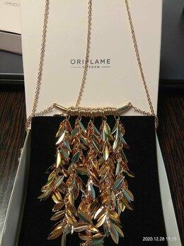 Колье - Ожерелье с подвесками колосками, 0