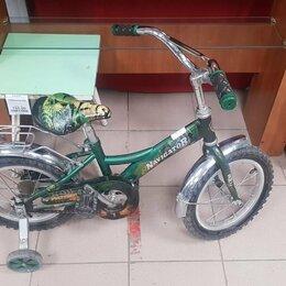 Велосипеды - Велосипед детский Navigator Patriot 14 , 0