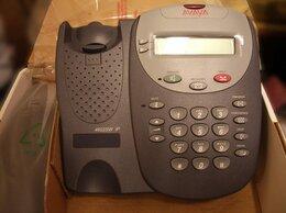 VoIP-оборудование - Телефон VoIP AVAYA 4602SW+IP SIP, 0