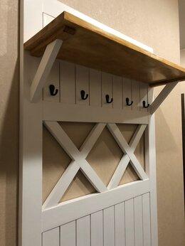 Стеллажи и этажерки - вешалки в скандинавском стиле, 0