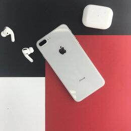 Мобильные телефоны - iPhone 8 Plus Silver 256gb бу Ростест, 0