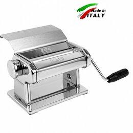 Пельменницы, машинки для пасты и равиоли - Marcato Atlas 150 Slide ручная машинка для раскатки теста без лапшерезки, 0