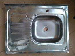 Кухонные мойки - Мойка из нержавеющей стали, 0