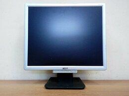"""Мониторы - Монитор ЖК 17"""" 5:4 Acer AL1716 серебристый, 0"""