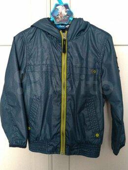 Куртки и пуховики - Ветровка на флисе с капюшоном (YO kids), 0