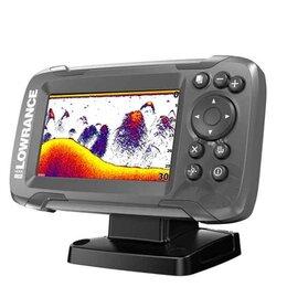 Эхолоты и комплектующие - Lowrance Hook-2 4x GPS эхолот цветной с GPS, 0