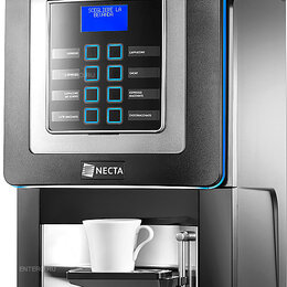 Кофеварки и кофемашины -   Кофемашина necta Korinto Prime ES3 961381, 0