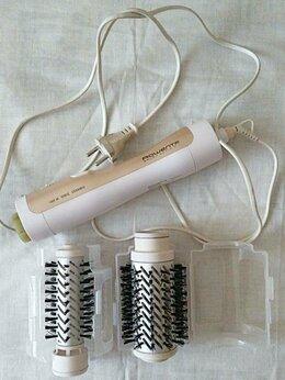 Фены и фен-щётки - Фен-щетка Rowenta Brush Activ 1000, 0