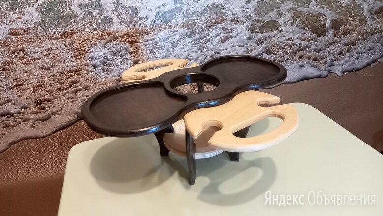Винный стлолик по цене 2500₽ - Столы и столики, фото 0