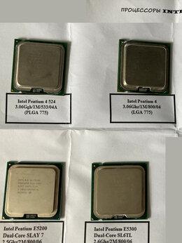 Процессоры (CPU) - Процессоры для компьютера, 0