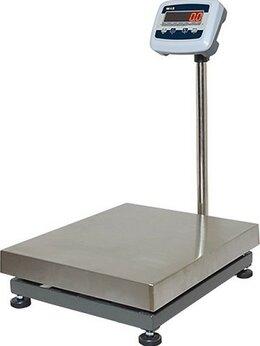 Весы - Весы напольные MAS PM1E-100-4560, 0