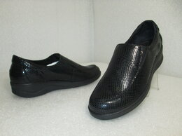 Туфли - Туфли комфортные из натуральной кожи, 0