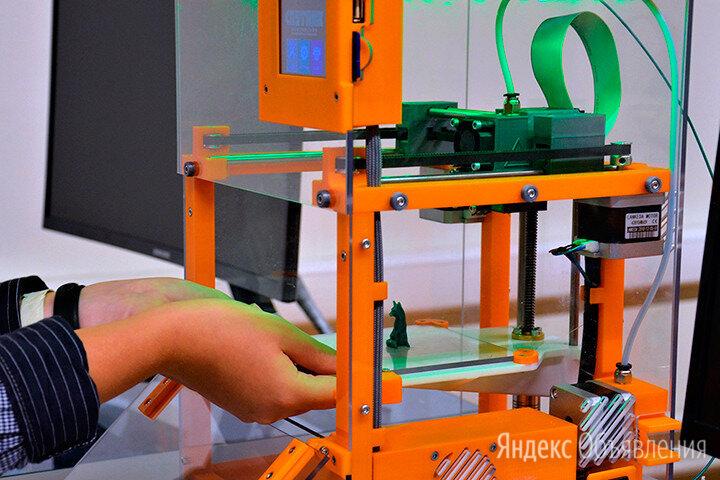 3д принтер метеор 3D принтер, который действительно подходит для дома по цене 50000₽ - 3D-принтеры, фото 0