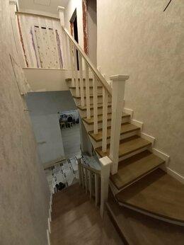 Лестницы и элементы лестниц - Обшивка лестницы на металлокаркасе, 0