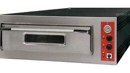 Жарочные и пекарские шкафы - Печь для пиццы Kocateq EPA6L, 0