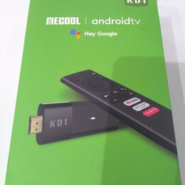 ТВ-приставки и медиаплееры - Mecool KD1 Android TV stick, 0