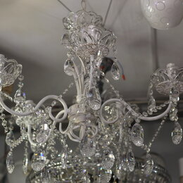 Люстры и потолочные светильники - Люстра Р6797/5 WG, 0