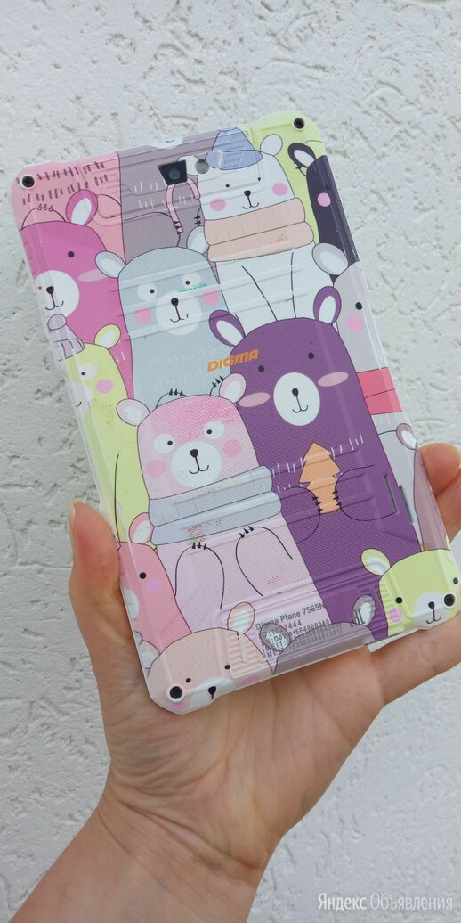 Digma детский планшет по цене 1000₽ - Планшеты, фото 0