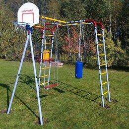 Игровые и спортивные комплексы и горки - Детский спортивный комплекс для дачи , 0