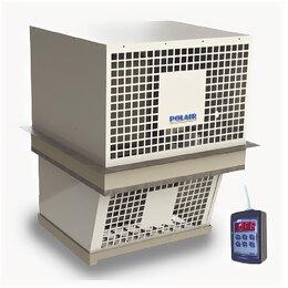 Холодильные машины - Моноблок потолочный низкотемпературный Polair MB214 ST  , 0