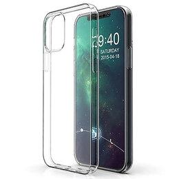 Чехлы - Чехол силиконовый для Iphone 12 mini, 0