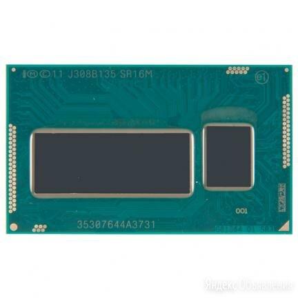 SR16M процессор для ноутбука Intel Core i5 Mobile 4250U BGA1168 1.3 ГГц, RB по цене 6900₽ - Процессоры (CPU), фото 0