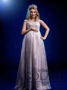 Платья - Кружевное свадебное платье для беременных Лейла, 0