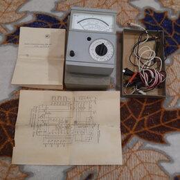 Измерительные инструменты и приборы - электро измерительный прибор комбинированный 43102, 0