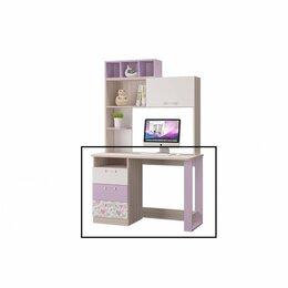Компьютерные и письменные столы - Стол Письменный Адель, 0