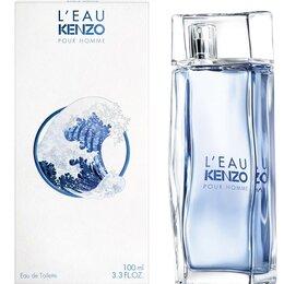 Парфюмерия - Новая Туалетная вода L'Eau par Kenzo pour Homme…, 0