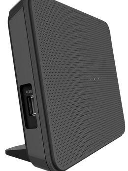 Проводные роутеры и коммутаторы - Двух-диапазонный Wi-Fi N600 роутер Smart Box One, 0